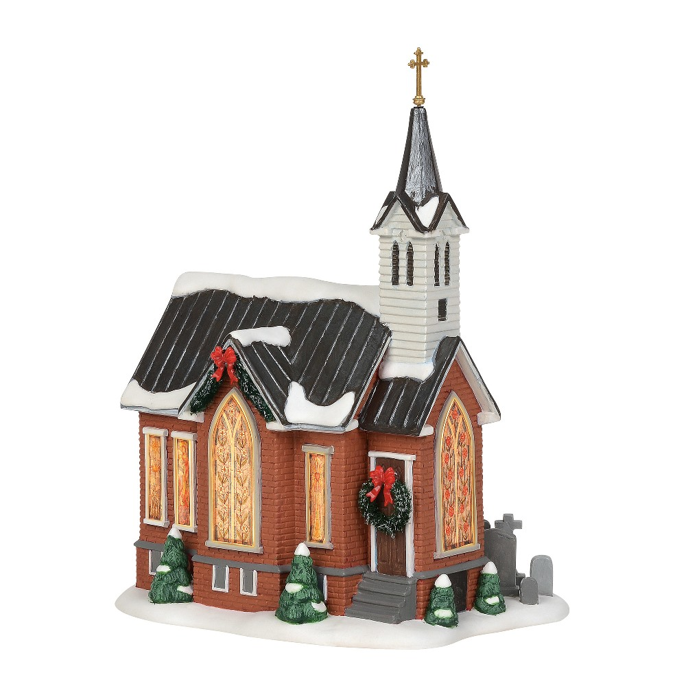 Department 56 New England Village - Grace Church 2019