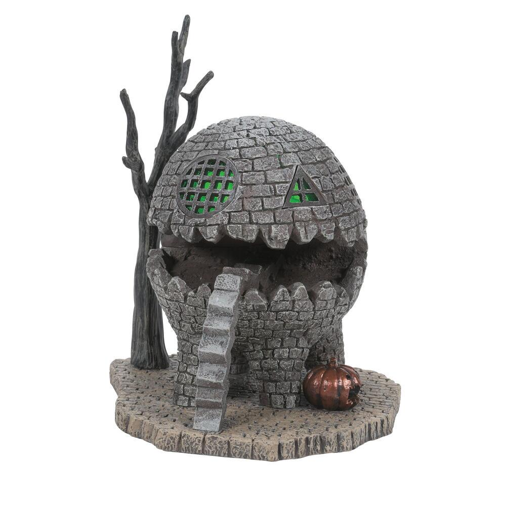 Department 56 Nightmare Before Christmas - The Lizard House 2021