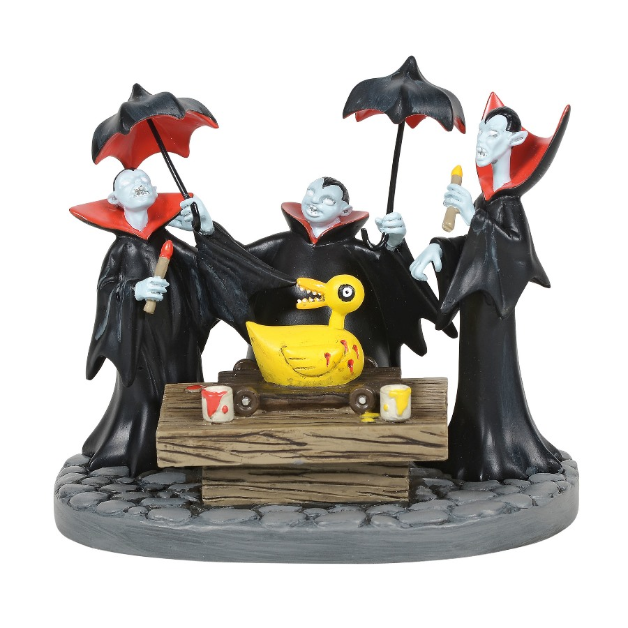 Department 56 Nightmare Before Christmas Village - Vampire Brothers 2020