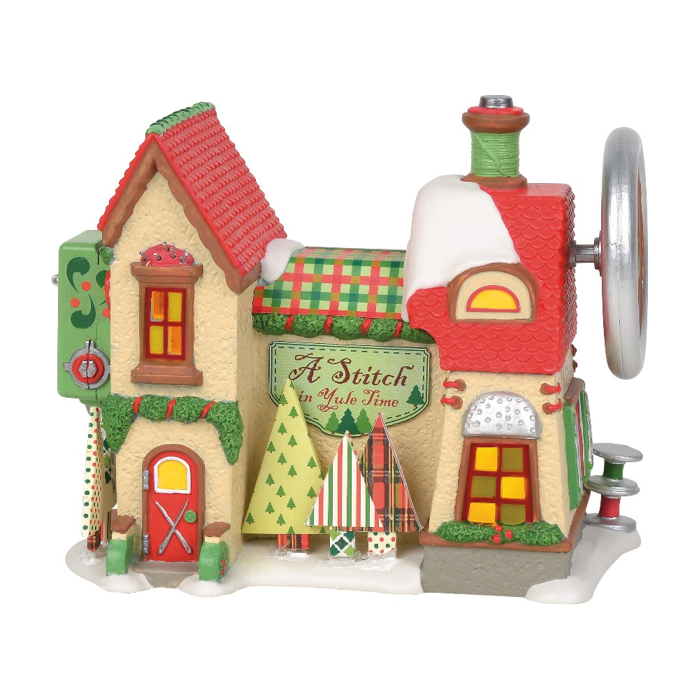 Department 56 North Pole Village - A Stitch in Yule Time 2019