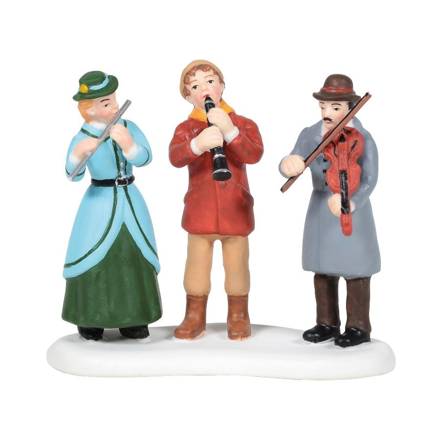 Department 56 Village Accessory - Christmas Sidewalk Concert 2020