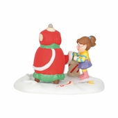 Department 56 North Pole Village Accessory - She'll Be The Belle of The Ball 2019