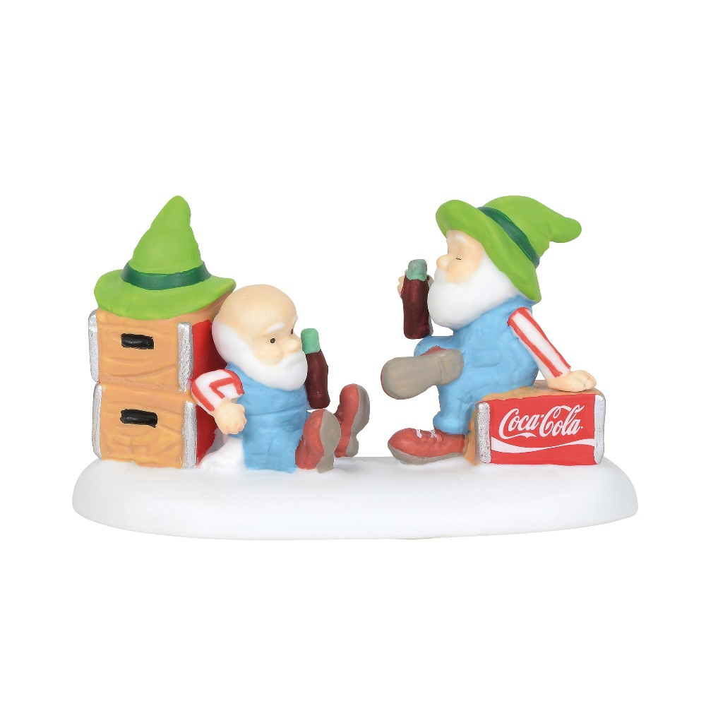 Department 56 North Pole Village Accessory - The Pause That Refreshes 2019