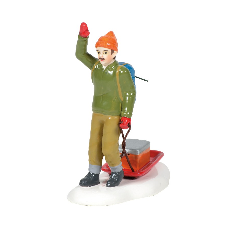 Department 56 Snow Village Accessory - A Day On The Lake 2020