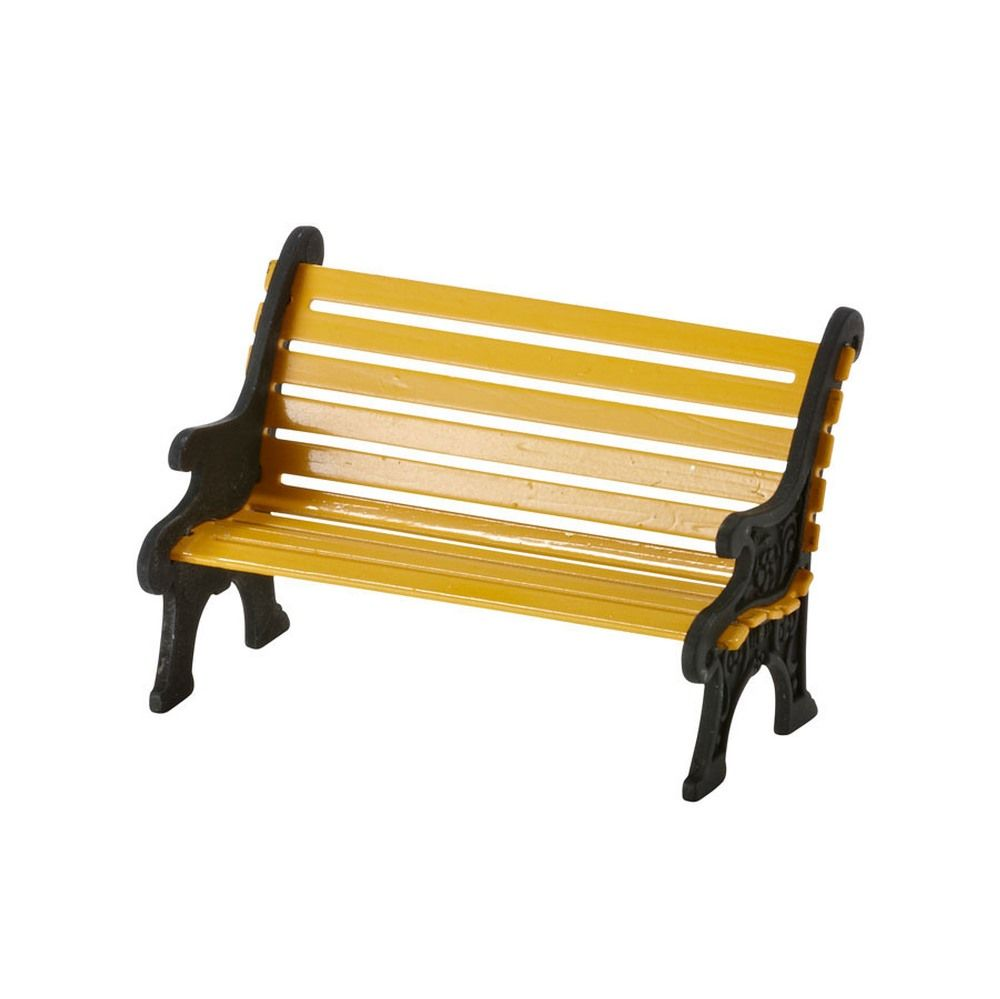 Department 56 Village Accessory - City Park Bench