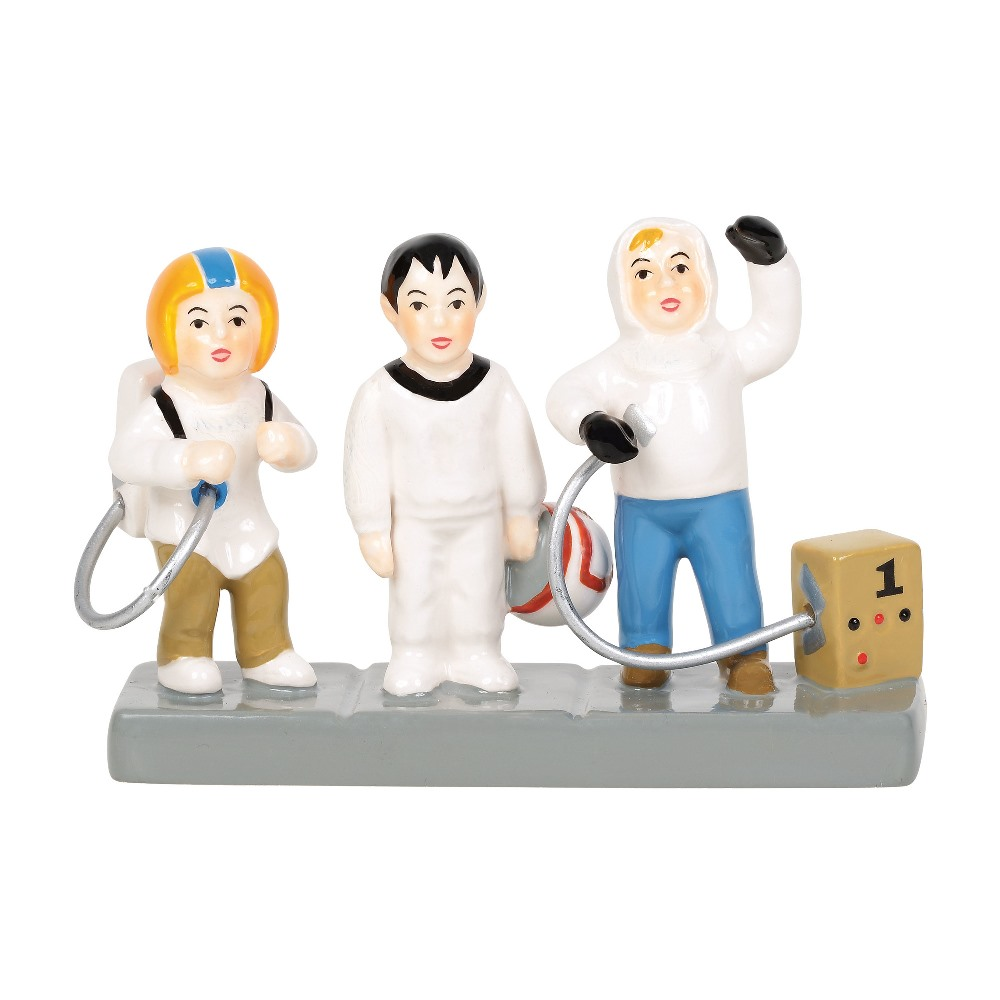 Department 56 Snow Village Accessory - One Giant Step 2019