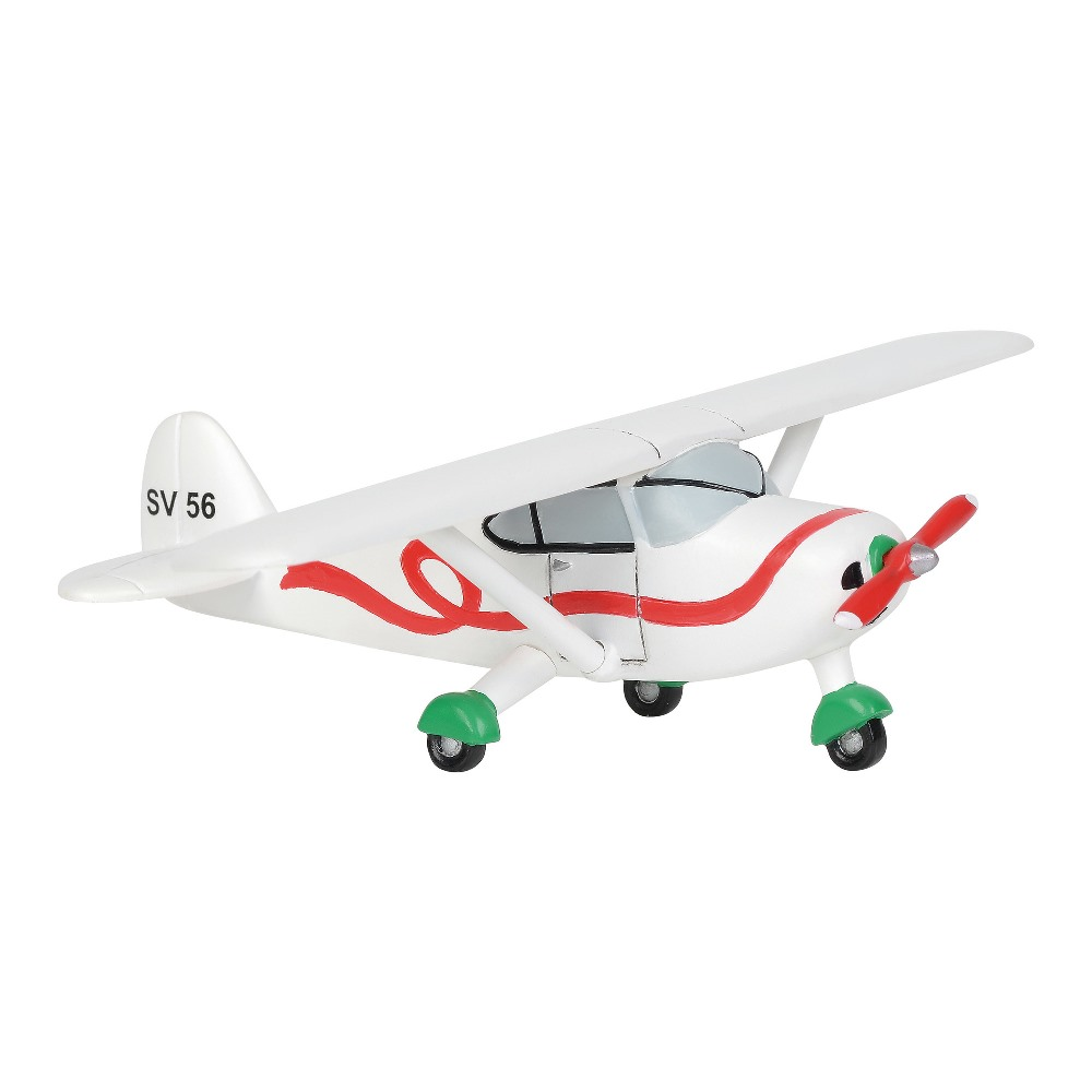Department 56 Snow Village Accessory - Santas Plane 2019