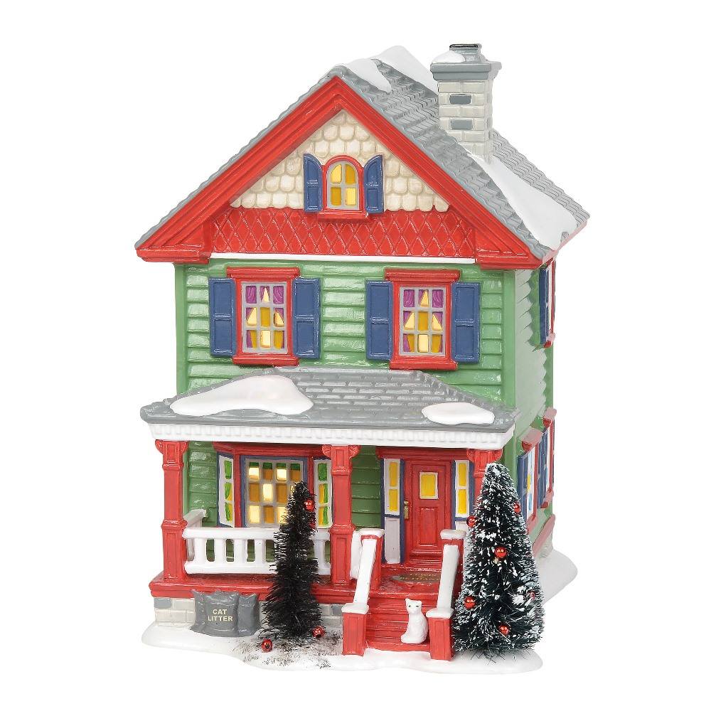 Department 56 Snow Village Christmas Vacation - Aunt Bethanys House