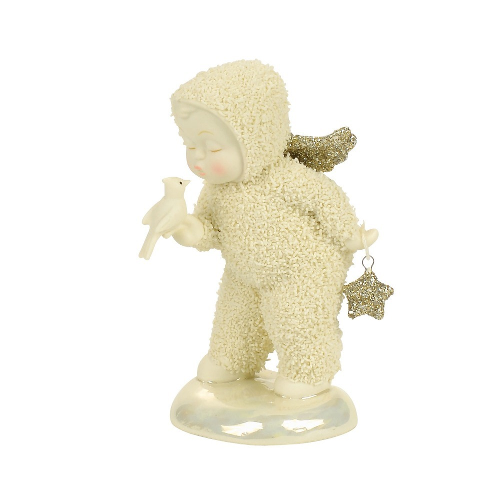 Department 56 Snowbabies - A Kiss For Luck 2017
