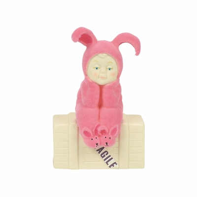 Department 56 Snowbabies - A Pink Nightmare 2017
