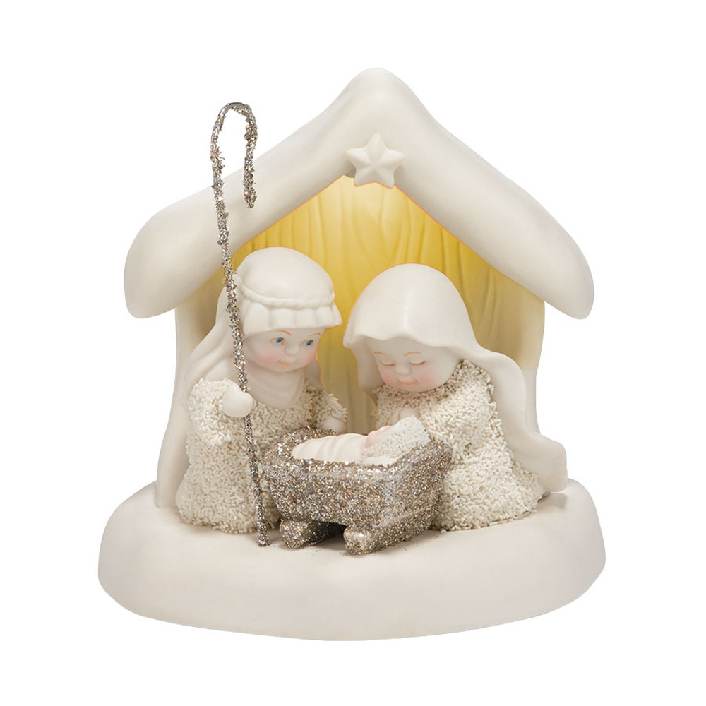 Department 56 Snowbabies - Beneath The Christmas Star 2014