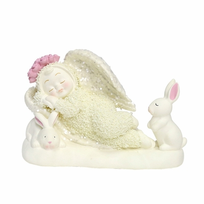 Department 56 Snowbabies - Bless The Animals 2018