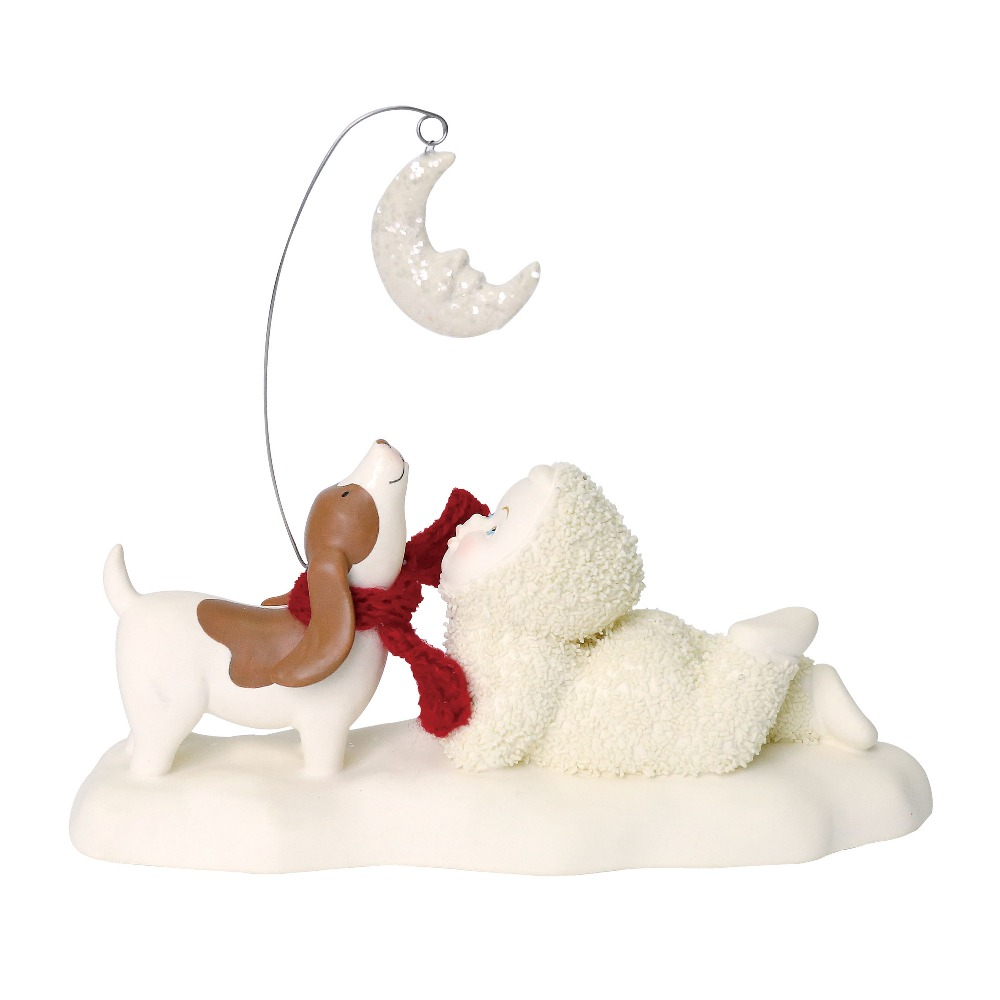 Department 56 Snowbabies - By The Light Of The Moon 2018