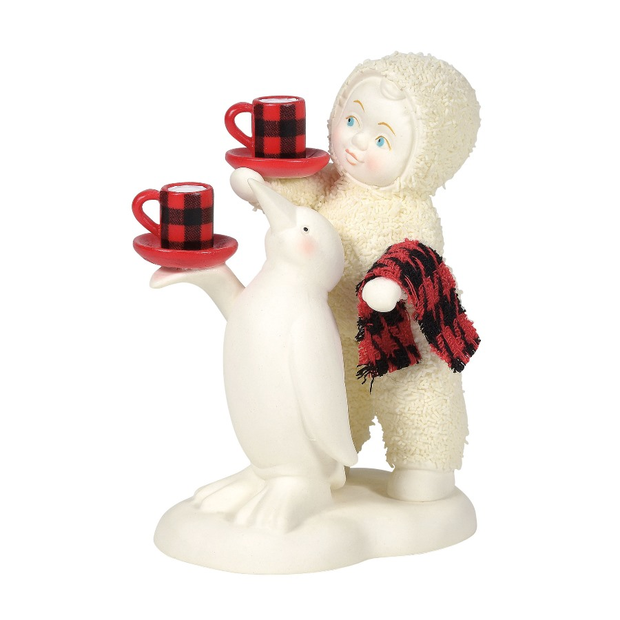 Department 56 Snowbabies - Cocoa Is Served 2020