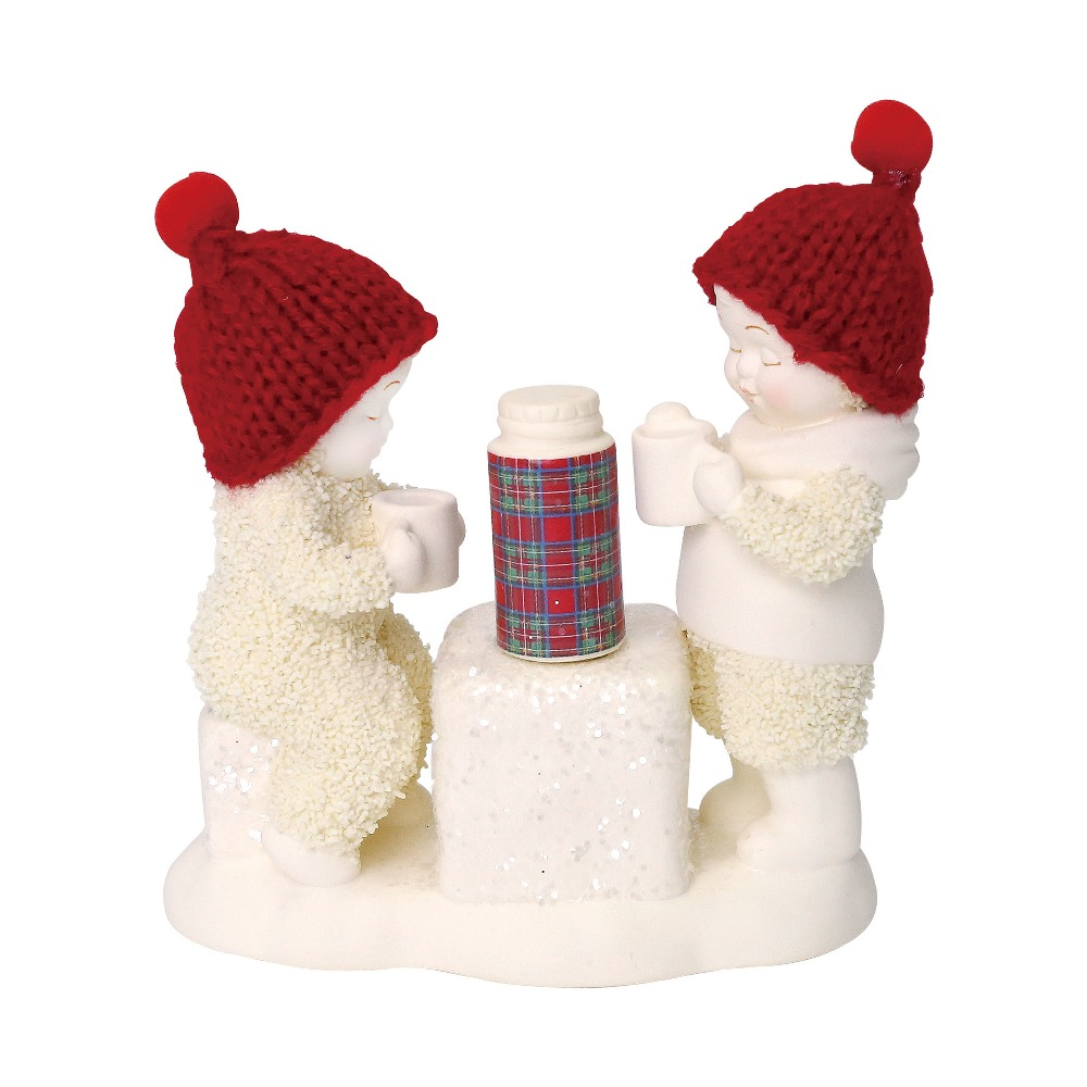 Department 56 Snowbabies - Cold Days, Warm Cocoa 2018
