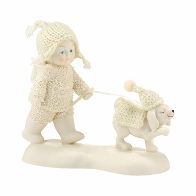 Department 56 Snowbabies - Dog Days Of Winter 2013