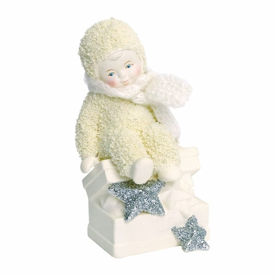 Department 56 Snowbabies - Gathering Star Shine 2018