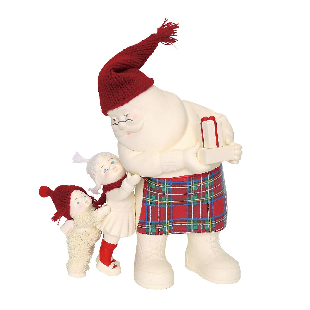 Department 56 Snowbabies - Gifts From Santa 2018