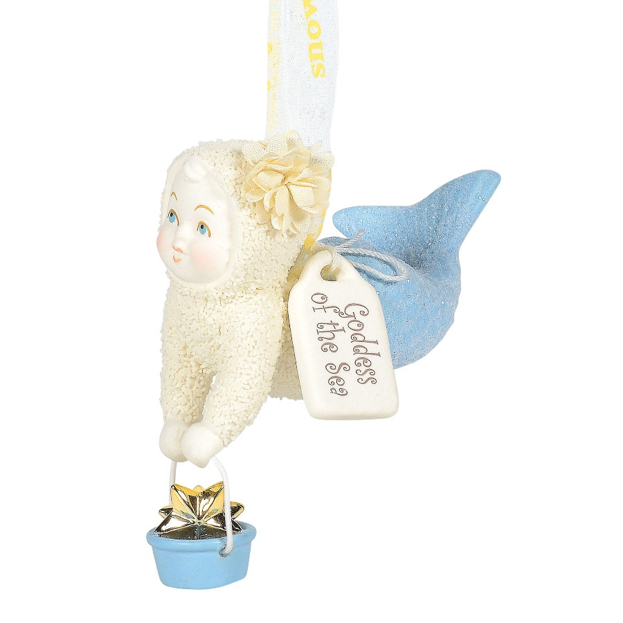 Department 56 Snowbabies - Goddess Of The Sea Ornament 2020