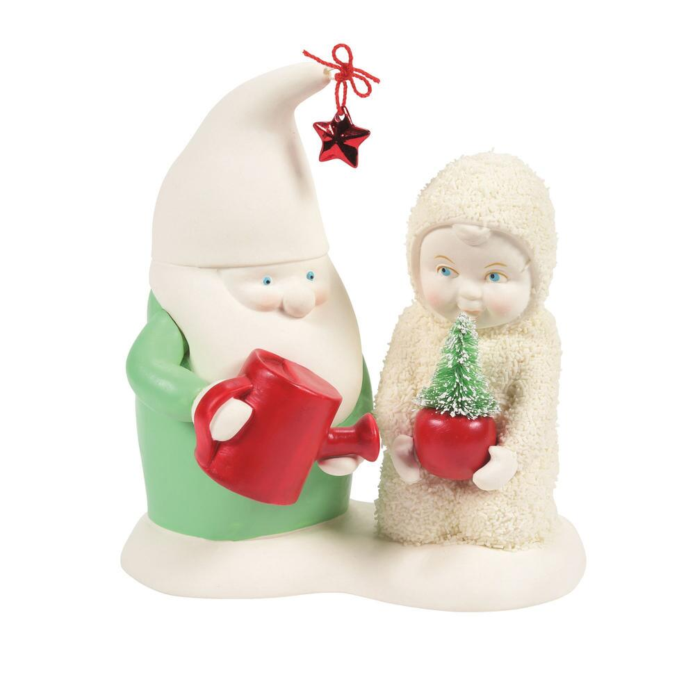 Department 56 Snowbabies - Home Grown Gnome 2021