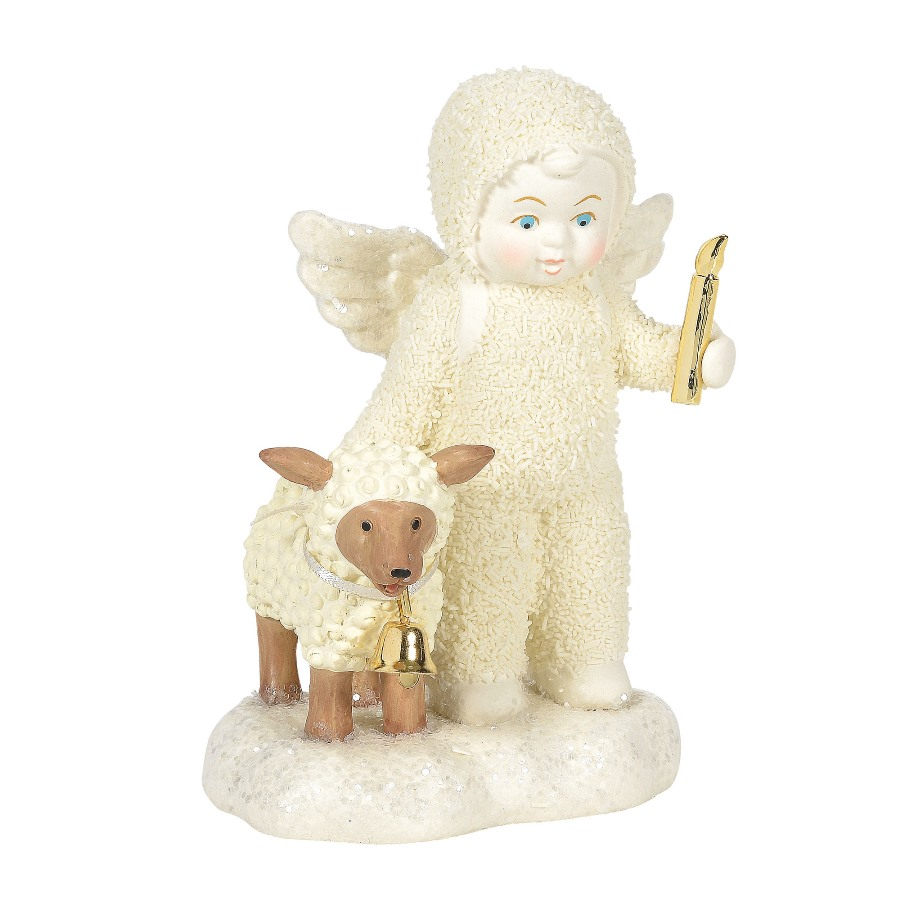 Department 56 Snowbabies - I'll Light The Way 2020
