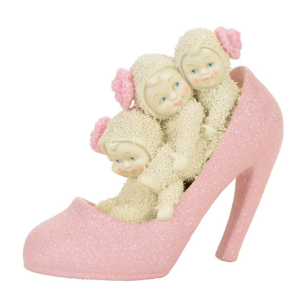 Department 56 Snowbabies - If The Shoe Fits 2017
