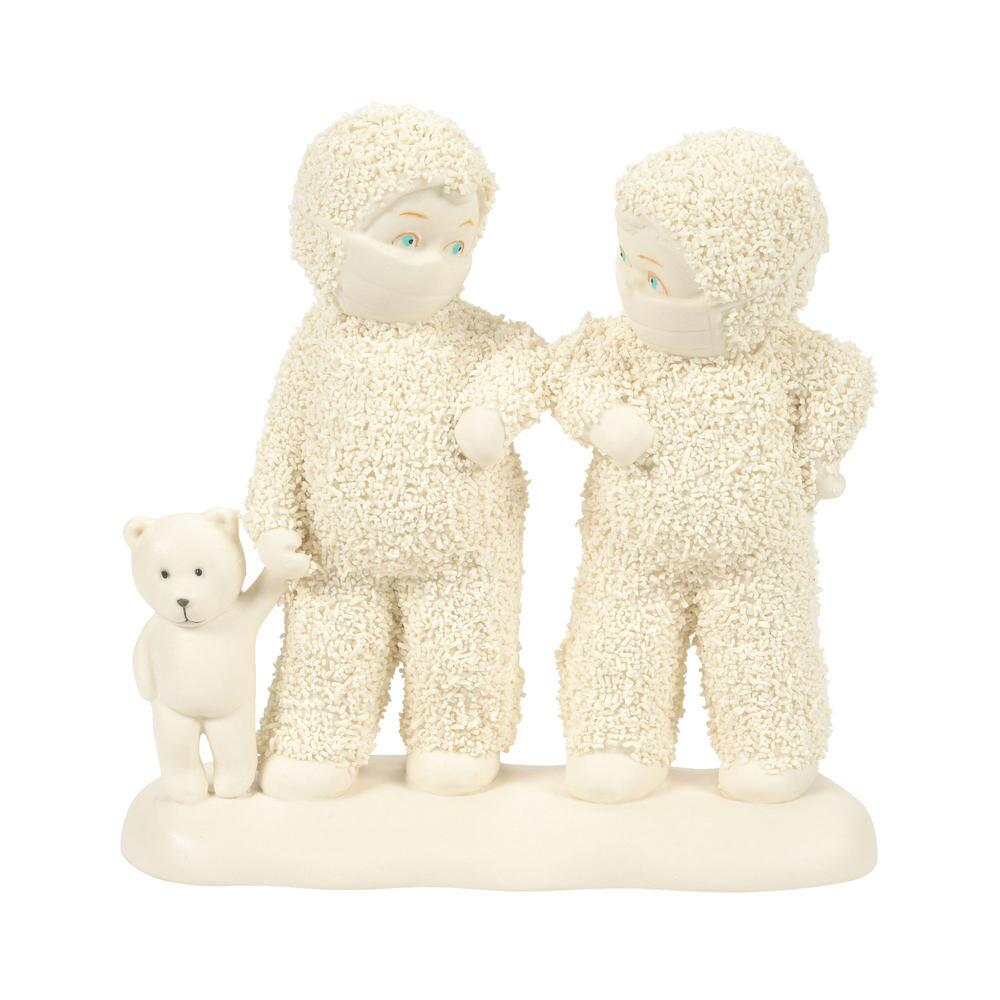 Department 56 Snowbabies - Kindness Looks Good On You 2021