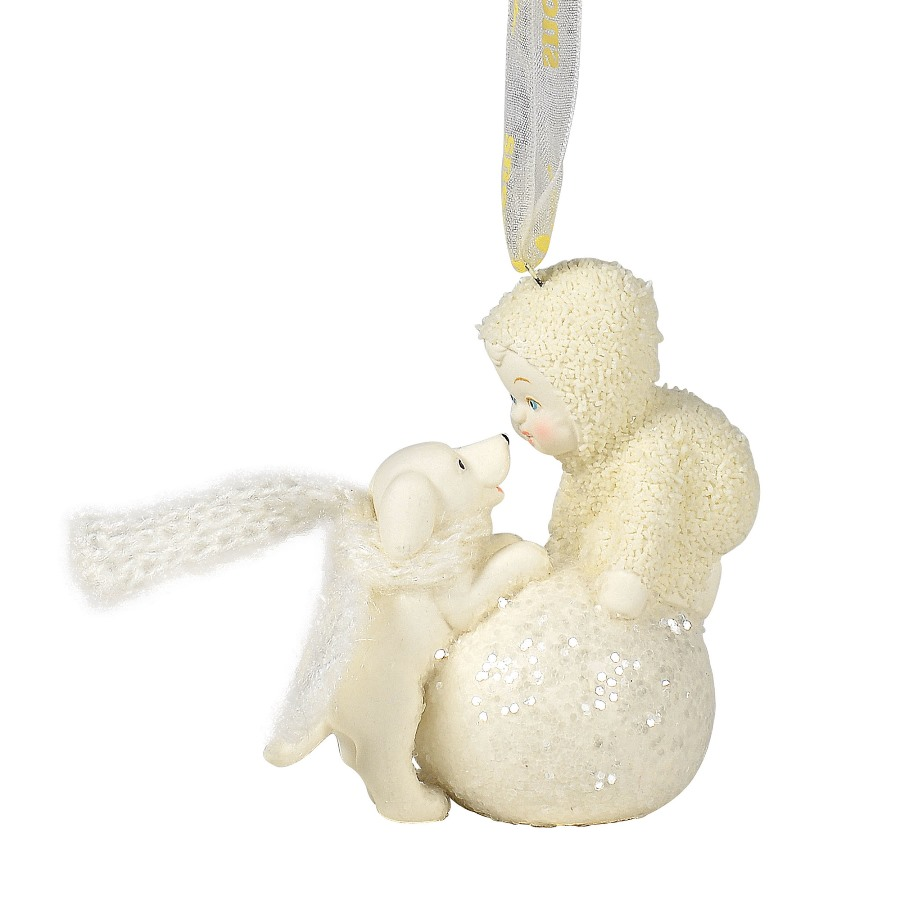 Department 56 Snowbabies - Let's Make A Snowball Ornament 2020