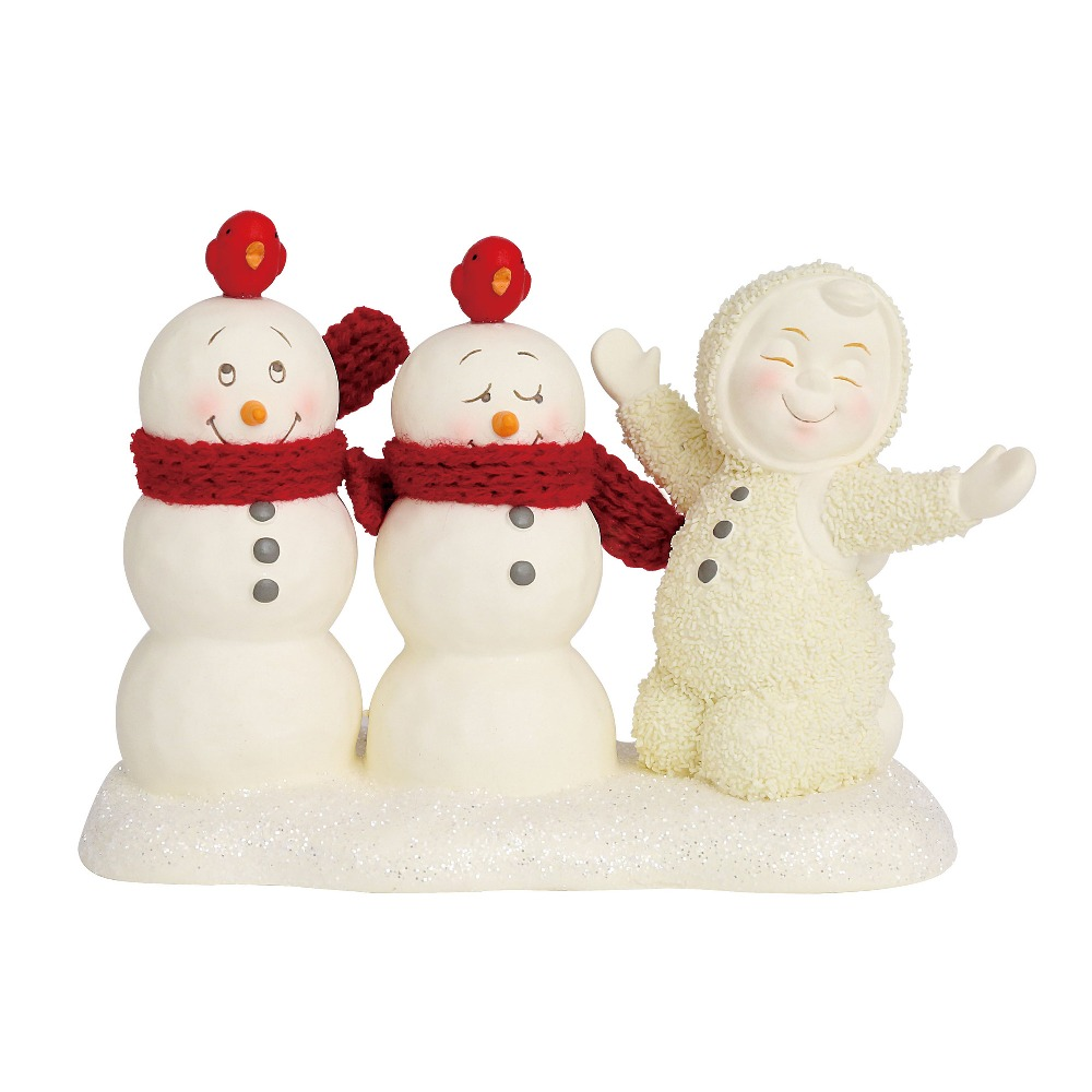 Department 56 Snowbabies - Make New Friends 2018