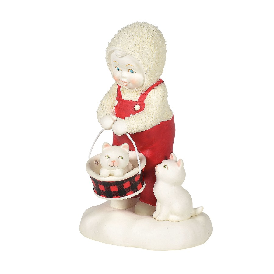 Department 56 Snowbabies - Make Room For Me 2020