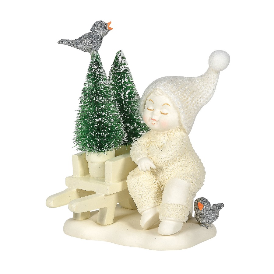 Department 56 Snowbabies - New Trees To Plant 2020