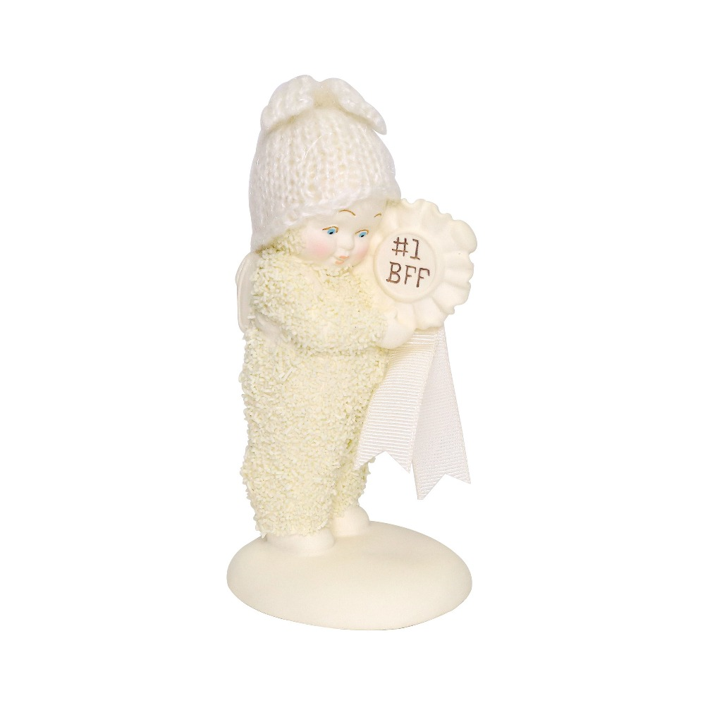 Department 56 Snowbabies - Number 1 BFF 2018