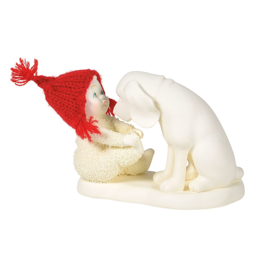 Department 56 Snowbabies - Puppy Dog Eyes 2020