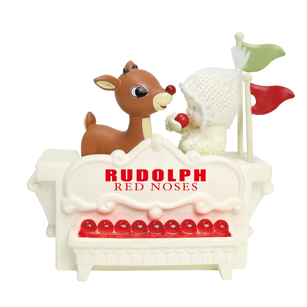 Department 56 Snowbabies - Rudolph Spare Noses 2018