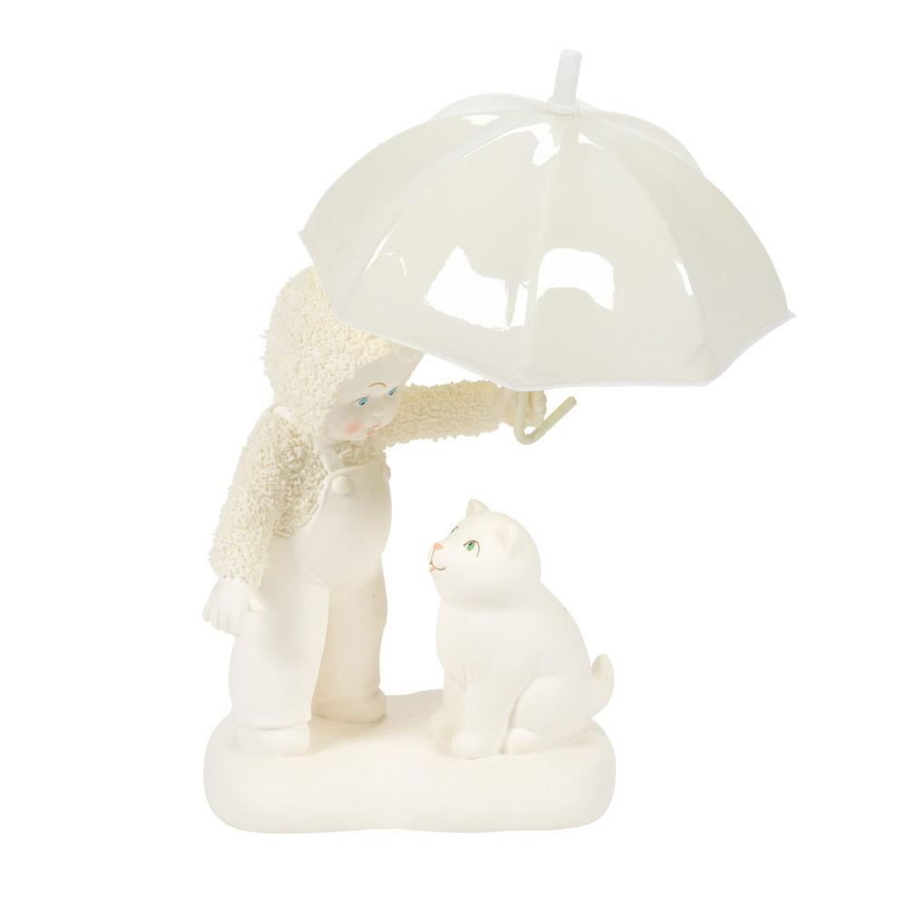 Department 56 Snowbabies - Showered In Kindness 2021