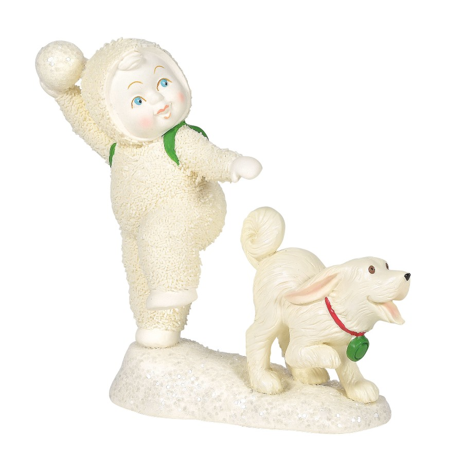 Department 56 Snowbabies - Snow Retriever 2020