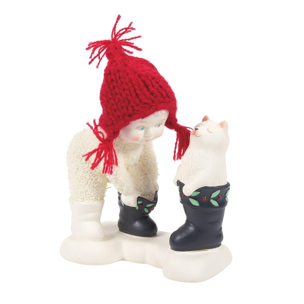 Department 56 Snowbabies - That My Boot 2021