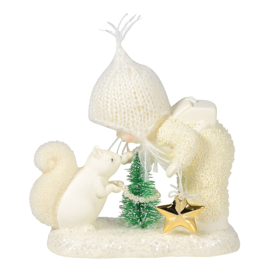 Department 56 Snowbabies - The Littlest Tree 2020
