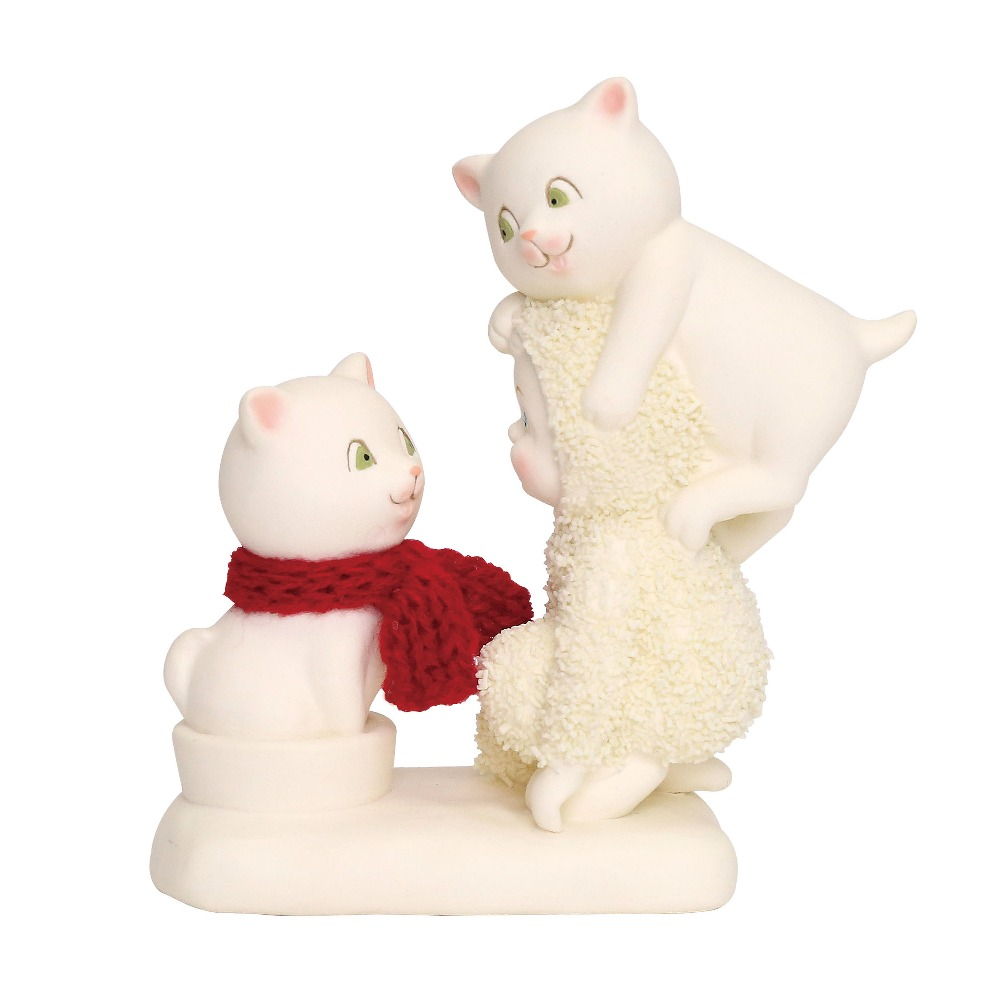 Department 56 Snowbabies - The Trouble With Cats 2018