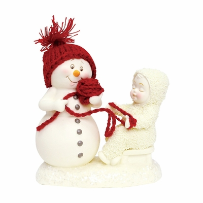 Department 56 Snowbabies - Winding it Up 2018