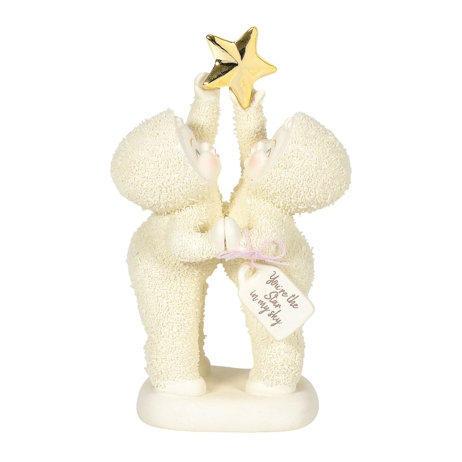 Department 56 Snowbabies - You're The Star In My Sky 2020