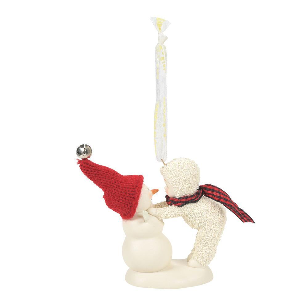 Department 56 Snowbabies - Youre Made For Me Ornament 2021