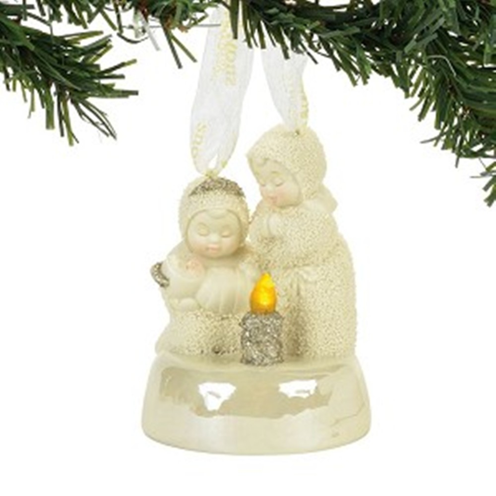 Department 56 SnowDream - Light the Way Ornament