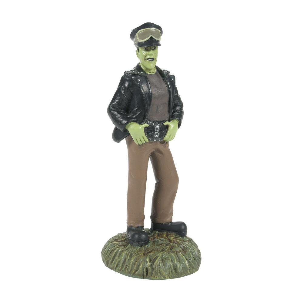 Department 56 The Munsters - Herman the Punk Rod 2021