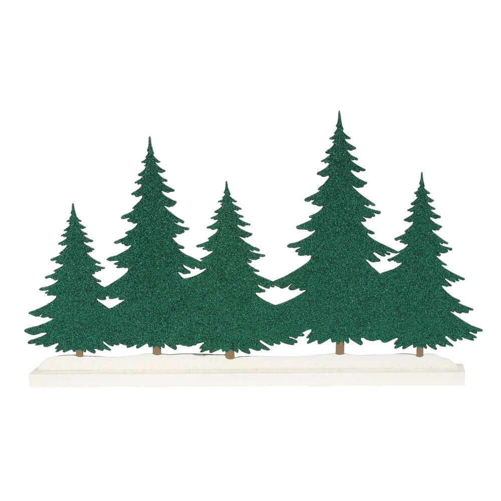 Department 56 Village Accessory - Christmas Silhouette 2019