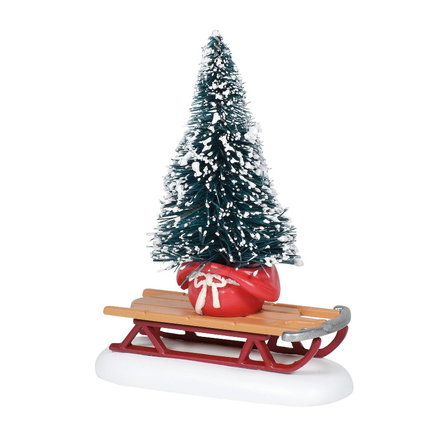 Department 56 Village Accessory - Christmas Sled 2020