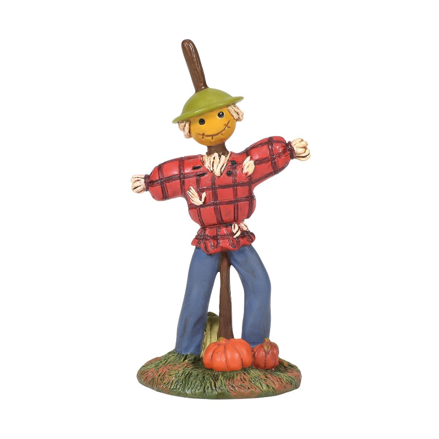 Department 56 Village Accessory - Happy Scarecrow 2020