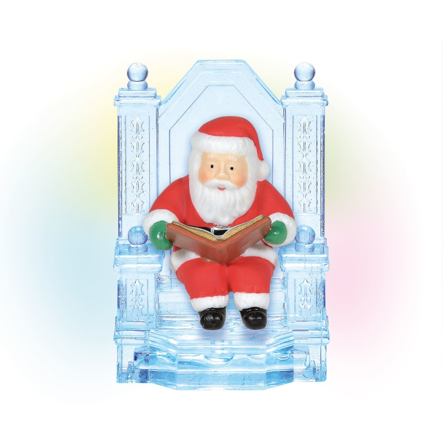 Department 56 Village Accessory - Lit Ice Castle Throne 2020