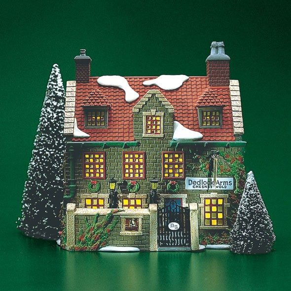 Dickens Village - Estate - Dedlock Arms 1993