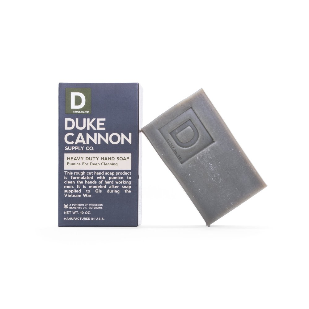 Duke Cannon Soap - Heavy Duty Pumice Hand Soap